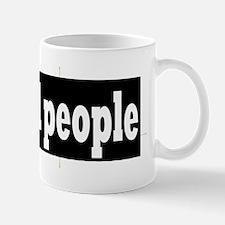 old people Mug