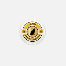 Tabby Herder Mini Button