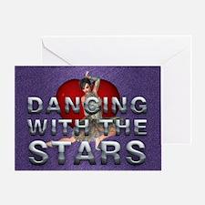 dancingwtslove1b Greeting Card