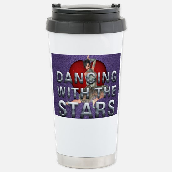 dancingwtslove1b Stainless Steel Travel Mug
