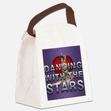dancingwtslove1b Canvas Lunch Bag