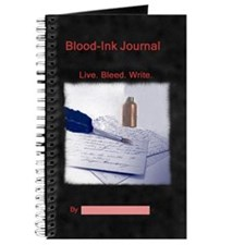 Cute Blood Journal
