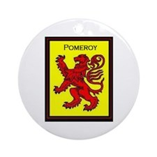 Pomeroy Ornament (Round)