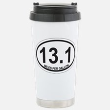 13.1 MPG Stainless Steel Travel Mug