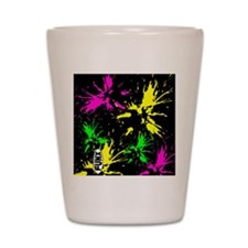 PaintSplat Shot Glass