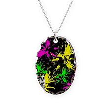 PaintSplat Necklace