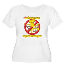 cheese_monk_n T-Shirt