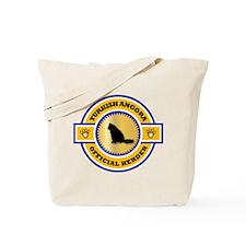 Angora Herder Tote Bag