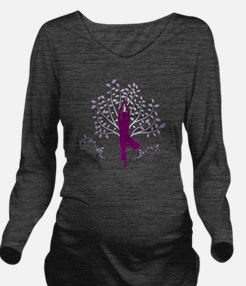 JustBreathe Long Sleeve Maternity T-Shirt