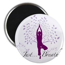 JustBreathe Magnet