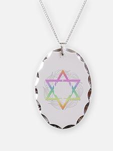Happy Haunkkah Necklace