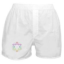Happy Haunkkah Boxer Shorts