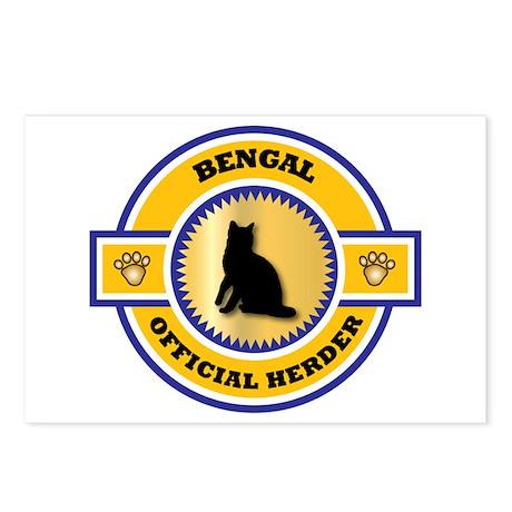 Bengal Herder Postcards (Package of 8)