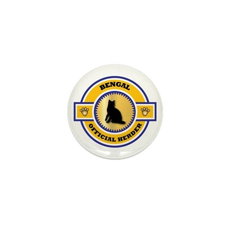 Bengal Herder Mini Button (100 pack)