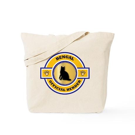 Bengal Herder Tote Bag