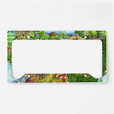 NatureTrailNew2JPG License Plate Holder