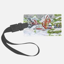 Snowbound.4_200dpi Luggage Tag