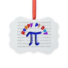 Happy Pi Day Ornament