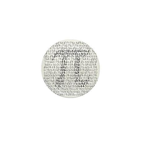 MATH GEEK Mini Button (100 pack)