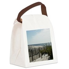 Seaside Heights Canvas Lunch Bag