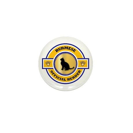 Burmese Herder Mini Button (10 pack)