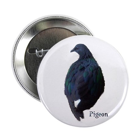 "pigeon 2.25"" Button (10 pack)"