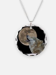 howl 8x8 - frame Necklace
