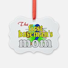 Mom of first basema... Ornament