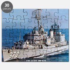 leary dd large framed print Puzzle
