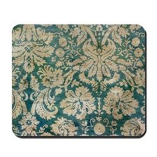 Pillow Grunge Blue D Mousepad