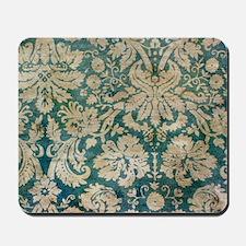 Pillow Grunge Blue D Mousepad