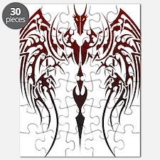 tribal dragon Puzzle