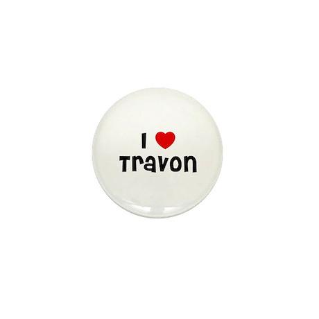 I * Travon Mini Button