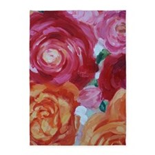 Rose Art 5'x7'Area Rug