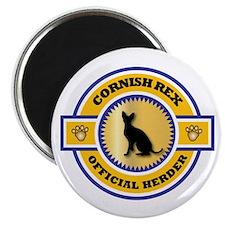"""Rex Herder 2.25"""" Magnet (100 pack)"""