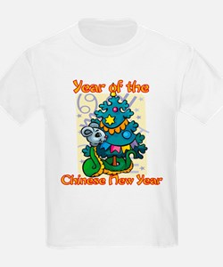 Chinese New Year Year of the Snake Kids T-Shirt