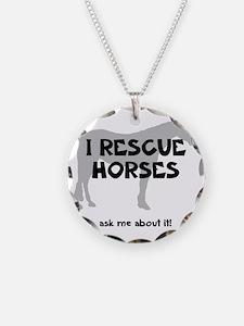 IRescuehorses Necklace