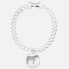 IRescuehorses_black Bracelet