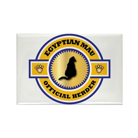 Mau Herder Rectangle Magnet (100 pack)