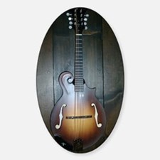 mandolin Decal