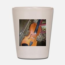fiddle Shot Glass