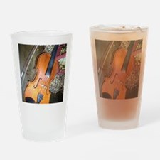 fiddle Drinking Glass
