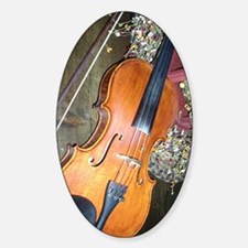 fiddle Decal