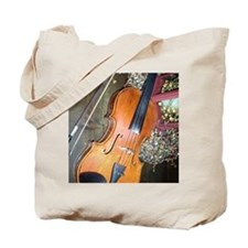 fiddle Tote Bag