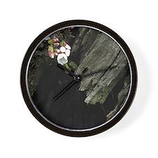 Cherry Blossom Early Bloom Washington D Wall Clock