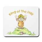 King of the Hill Mousepad