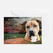 godmadedogs(tote) Greeting Card