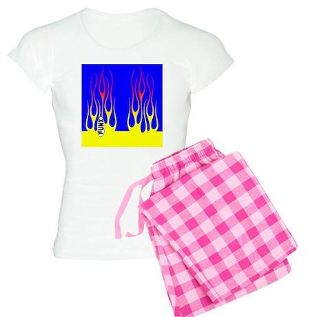 FlamesBLUE Women's Light Pajamas