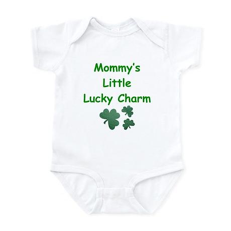 Mommy's Little Lucky Charm Infant Bodysuit