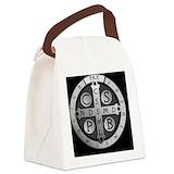 Saint benedict Bags & Totes